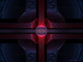 neon intersection by plantm