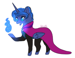 The Night Never Bothered Me Anyway by Fairelle