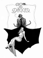Cloak and Dagger Noir by thecreatorhd