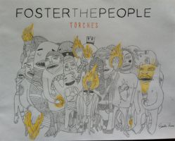 Foster the People - Torches by originofemilie