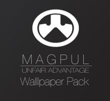 Magpul Logo Wallpaper Pack by Dragfindel