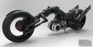 Mirage Bike 3 (WIP) by badzter09
