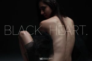 ''BLACK HEART'' - 2 by erwintirta