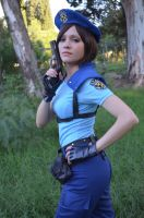 Jill Valentine: A sensual moment by Tify-Diamond