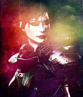 Commander Shepard - Texture Series by SiwaPyra