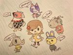Animal Crossing: Wild World by shmad380