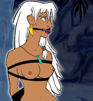 Kida by ElvenPrincess100