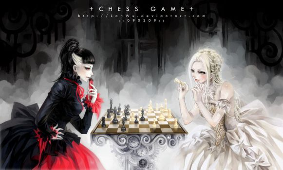 +Chess Game+ by LanWu
