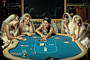 Las Vegas brides by andrez