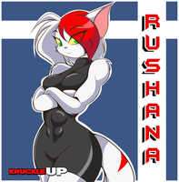 Rushana Pose by Mastergodai