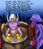 Dota2 Responses Week - Day 3 - Cool story by keterok