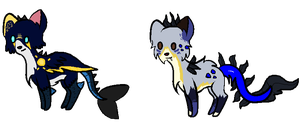 More fishcats oh my! by out-of-temporalspace