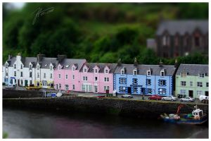 Miniature Portree by janey-in-a-bottle