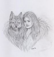 Eyolda and Varg by Sukeile
