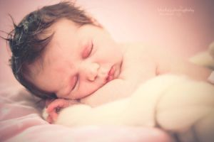 one unsettle baby by Burder