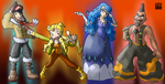 Dyrona Elite Four by LE-the-Creator