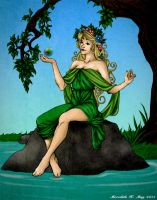 22 - Mother Nature by SweetTeaLovr