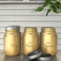 3D Jar with Embossed Text in Photoshop CC by freebiespsd