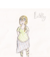 lilly baby by ARCHE0PS