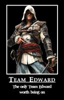 Team Edward... Kenway. by ElvenWhiteMage