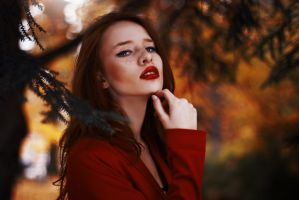 Kissed by Fire by AngelikaZbojenska