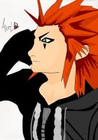 Axel ..::4th CG::.. by AruTamashi