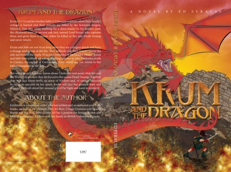 Krum and the Dragon by raider171
