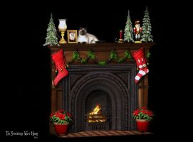 The Stockings Were Hung by Dani3D