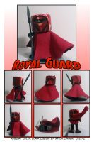 Royal Guard 1 Custom Toy by Barnlord
