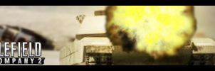 Bad Company 2 Banner by Ryan57