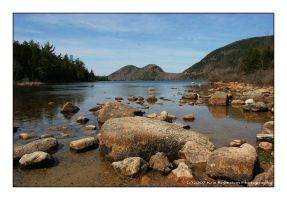Jordan Pond by runnerboy49