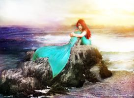 Ariel's lament by Abyss-Valkyrie