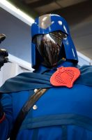 Cobra Commander @ FACTS 2012 by KillingRaptor