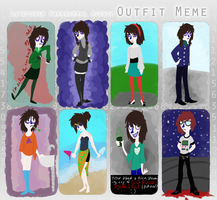 LPA: Outfit Meme by Twisted-Bat