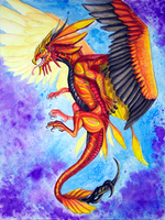 Eternal Flame by Galidor-Dragon