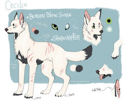Cecilio 2013 reference by FourDirtyPaws