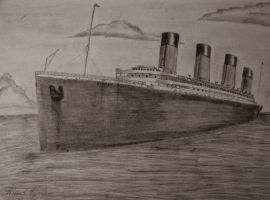 Beautiful Ever More by RMS-OLYMPIC