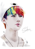 Sehun by InnocenceShiro