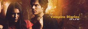 The Vampire Diaries by Cyrux-gfx