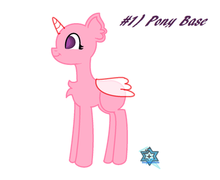 1# Pony Base  {Don't Judge Me Please!!} 2017 by SweetnessRocks