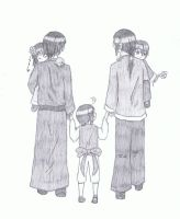 The Asian Family by Yvune