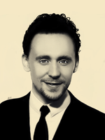 Tom Hiddleston 3 by MoonySky