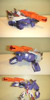 Custom Galvatron by paul053