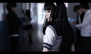 Tomie by 35ryo