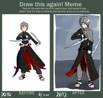 Draw this again meme by Divin-Almasy