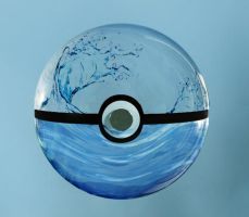 pokemon water ball by MadamLuck