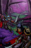 The Ashenvale Hunt by Omedon