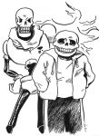 The Great Skeletons by Vass-RieH
