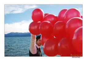 Red Balloons by Bonfire22