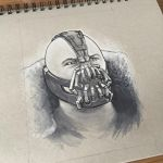 Bane commission by BikerScout